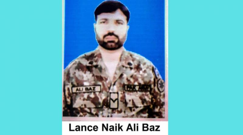 Soldier, two citizens martyred in Indian aggression along LoC