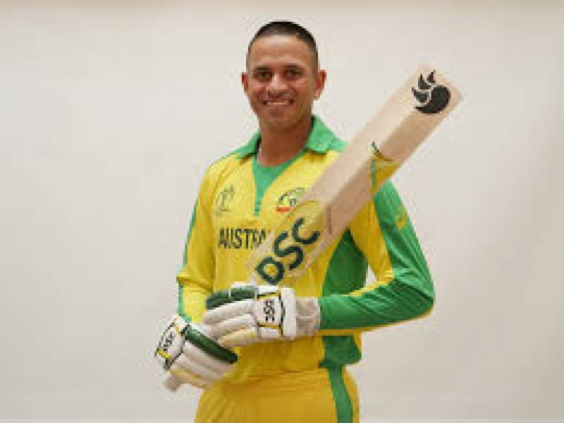 Usman Khawaja vows to bounce back after contract snub