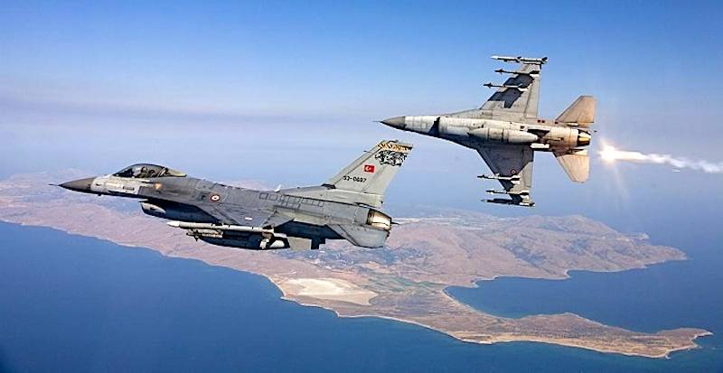 Greece says Turkish jets buzzed defence minister
