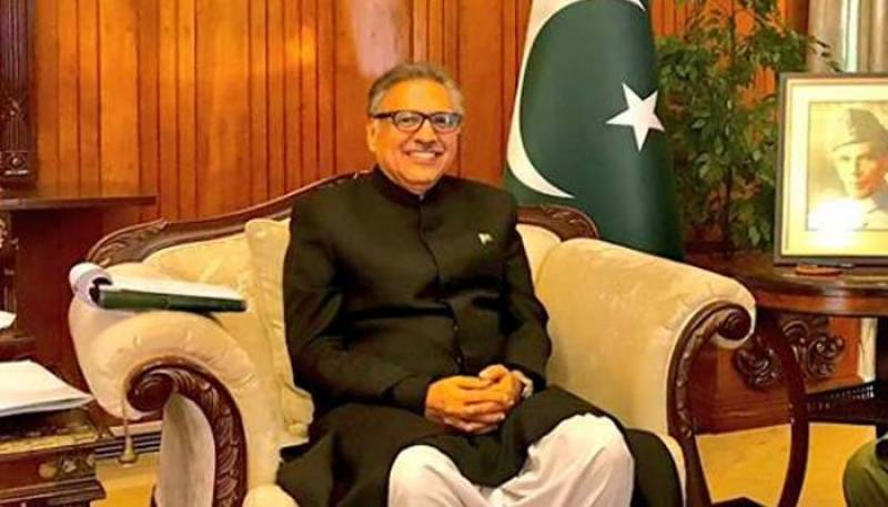 President Alvi to attend virtual Summit of Non-Aligned Movement