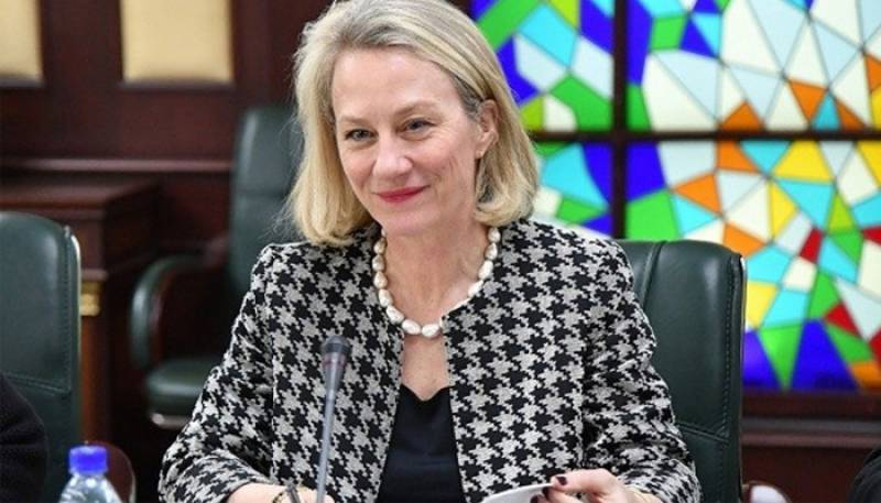 Trump leadership void on South Asia widens as Alice Wells retires