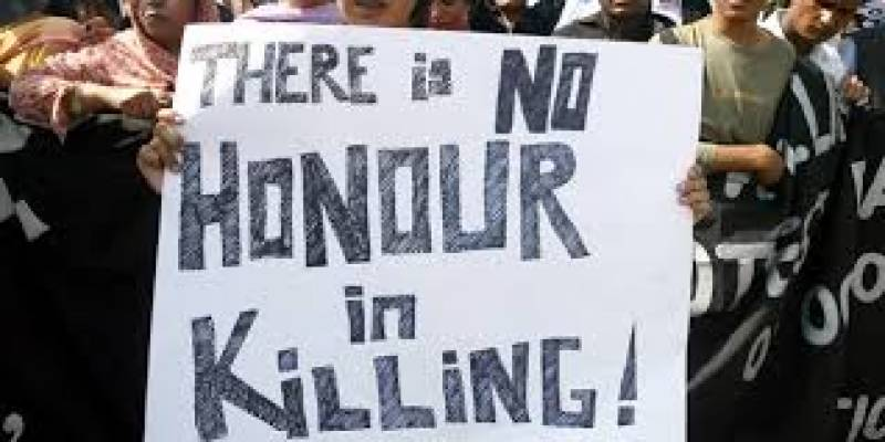 Afghan soldier kills sister for 'honour'