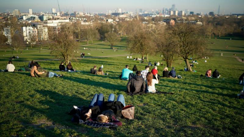 April 2020 tied for warmest on record: EU climate service