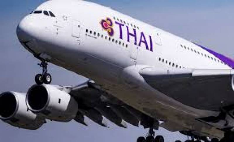 CAA allows Thai Airways special flight to land at Lahore airport