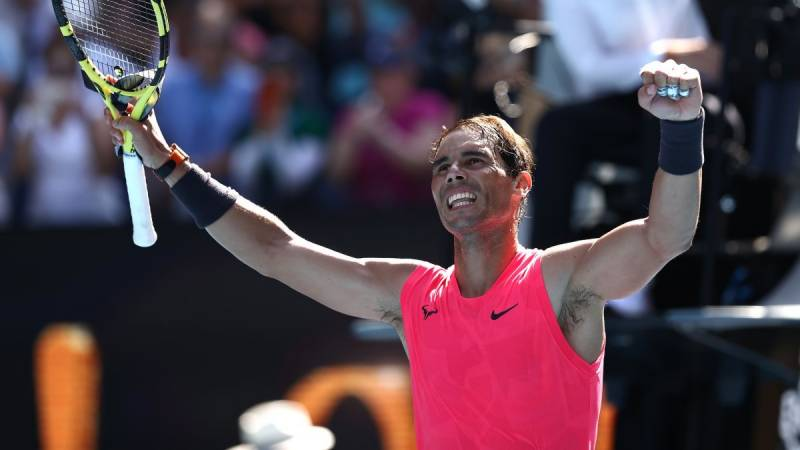 Nadal sees 2020 as practically lost for tennis
