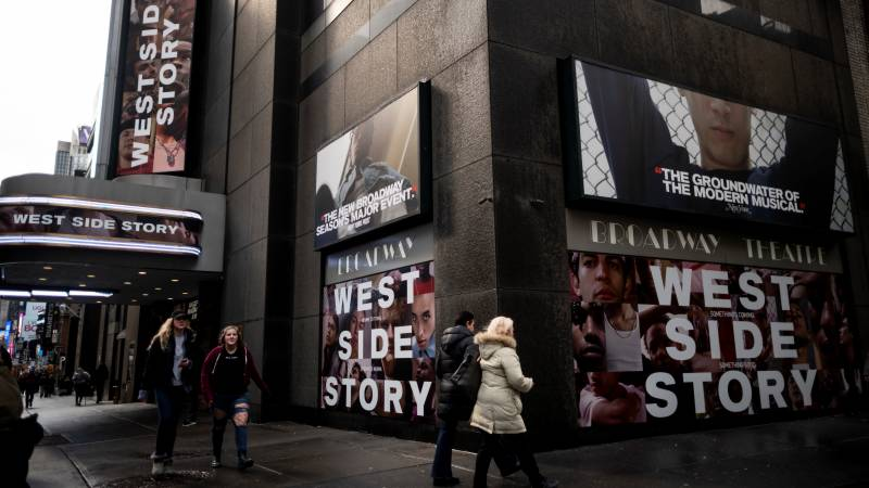Virus could keep theatres shut for a year, producers warn