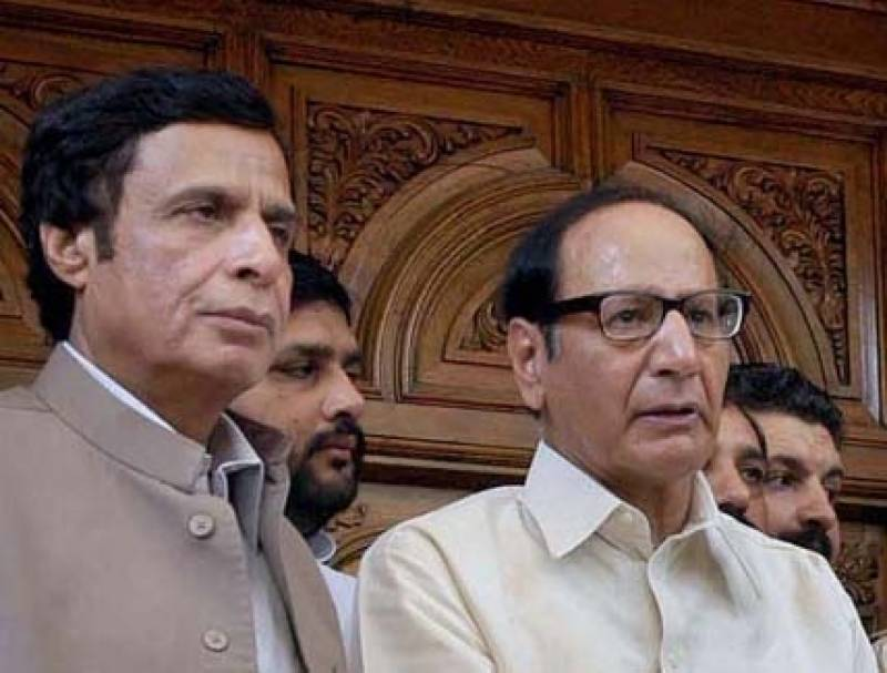 Chaudhrys move court against NAB chairman's powers