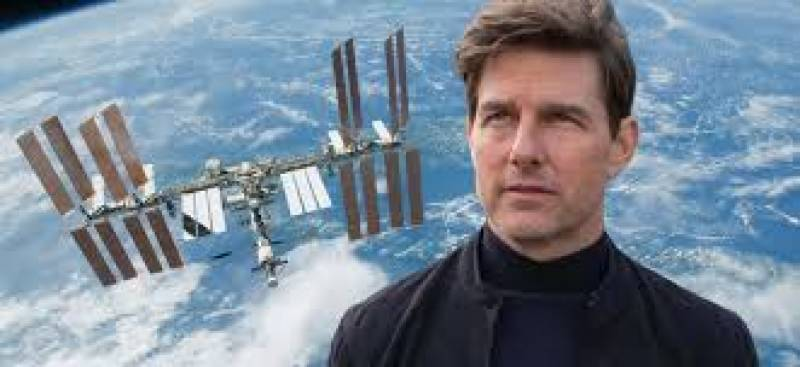 NASA is working with Tom Cruise to shoot a film in outer space