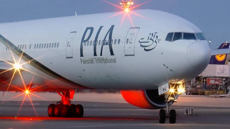 PIA special flights take off for London, Manchester