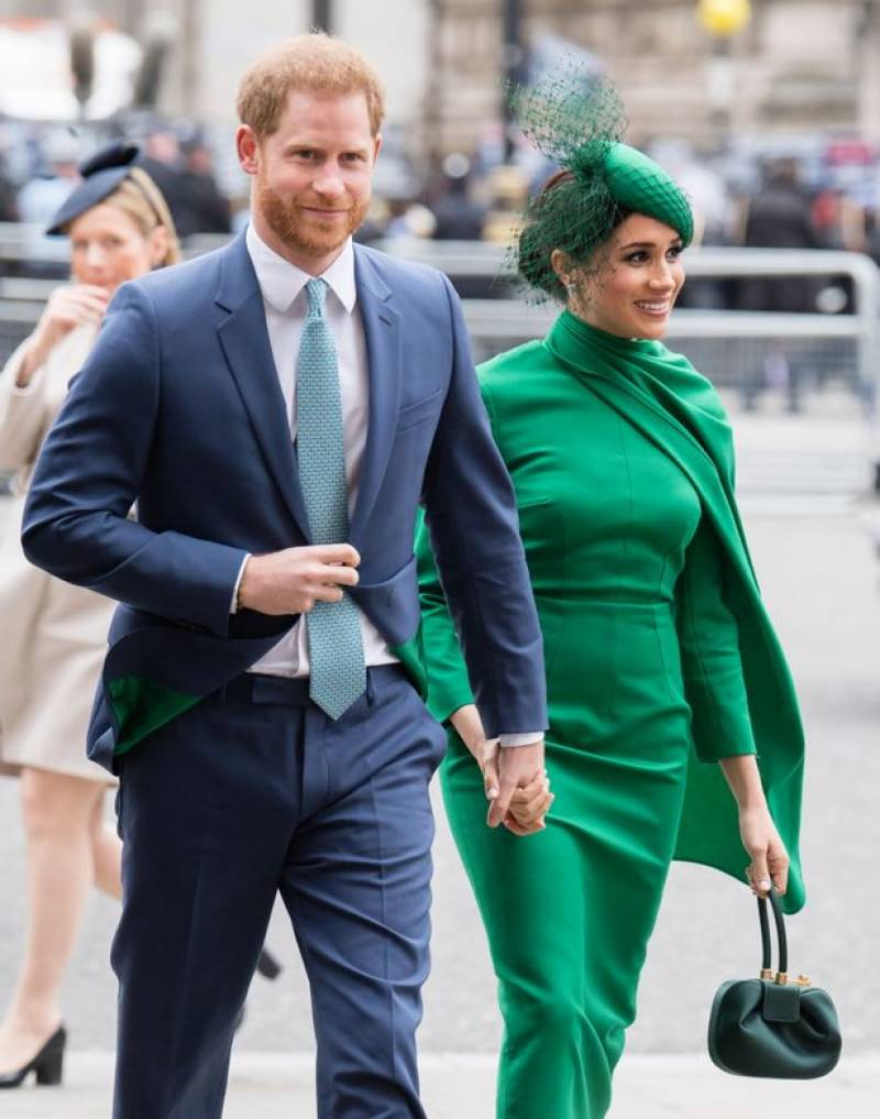 Meghan, Prince Harry are getting a Lifetime film