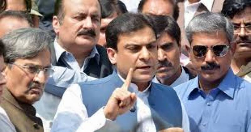 Our case against Hamza Shehbaz is very strong: NAB