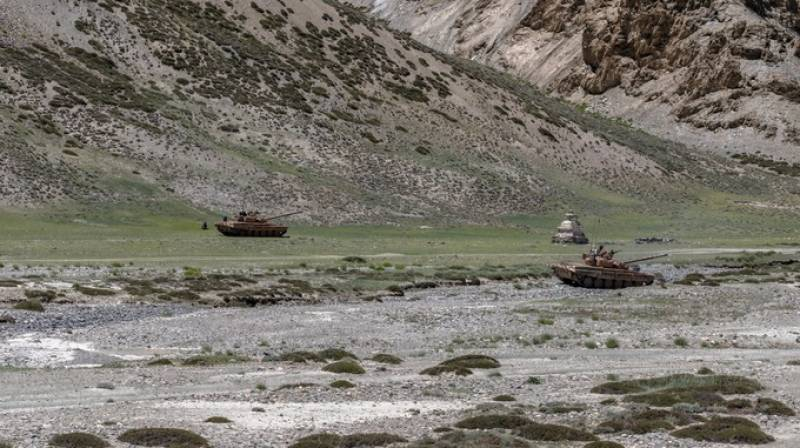 Chinese, Indian troops exchange blows along Sikkim border