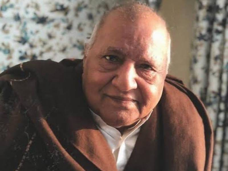 Comedian, writer Athar Shah Khan Jedi is no more