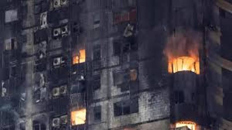 Discarded cigarette butt caused Sharjah Abbco Tower fire