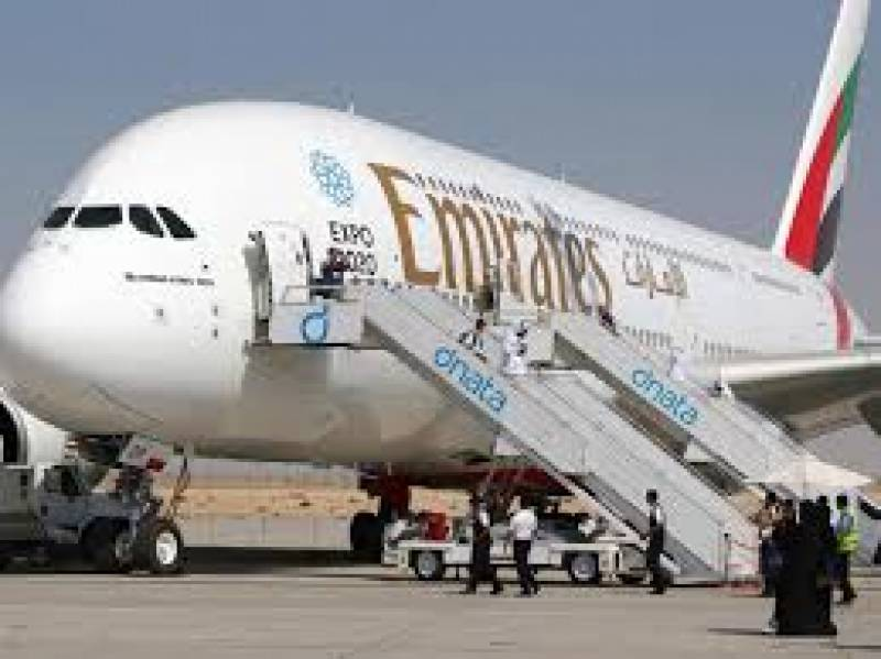 Emirates Airline begins limited flights from select countries