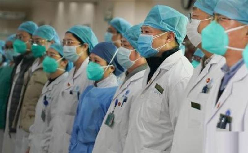 Medical experts from China's Hubei Province arriving in Pakistan