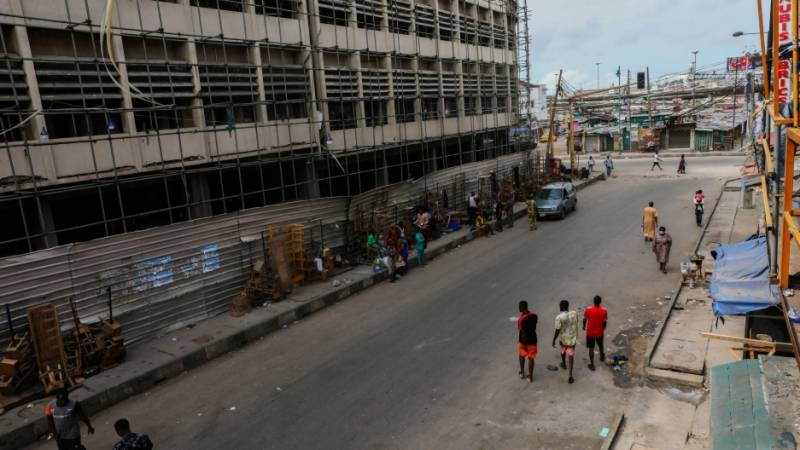 Nigeria's Lagos risks new lockdown if distancing flouted