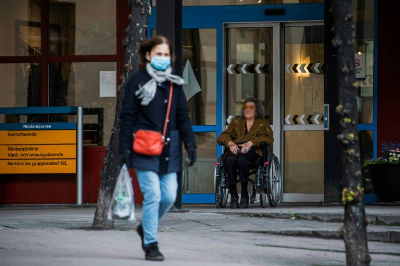Sweden admits failure to protect elderly in care homes