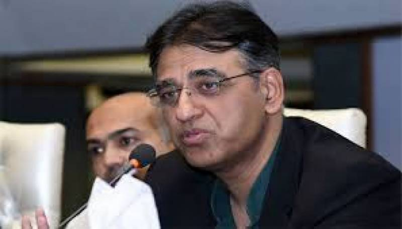Asad Umar readies to appear before sugar crisis probe commission