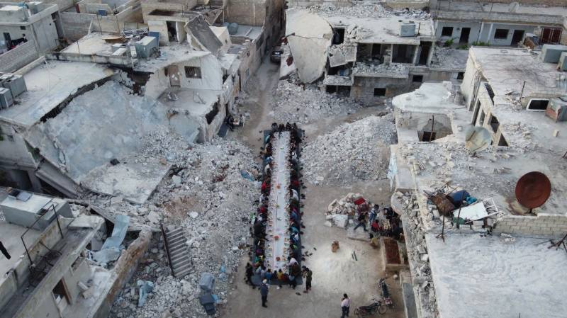 Amnesty accuses Damascus, Moscow of 'war crimes' in NW Syria