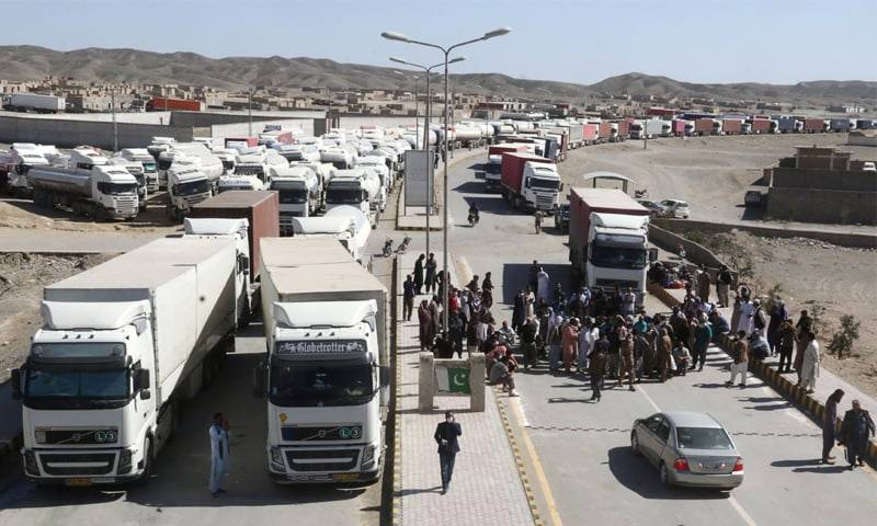 Pak-Iran border opens for trade after two months of closure
