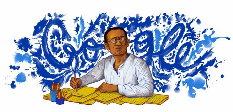 Google celebrates Manto's 108th birthday with doodle
