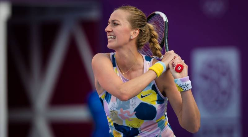 Kvitova, Pliskova sisters set to clash at Prague tournament