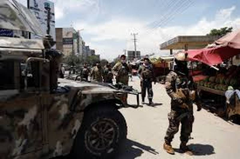 Afghan hospital, funeral attacked as violence flares