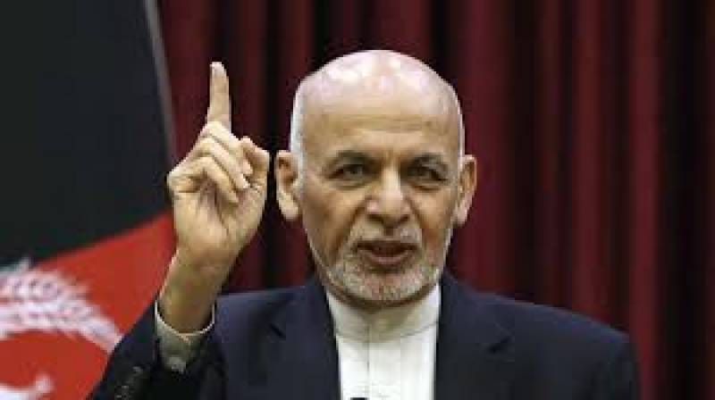 Afghan forces to resume offensive operations: President Ghani