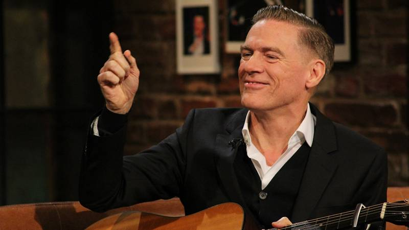 Canadian rocker Bryan Adams apologizes over 'racist' COVID-19 post