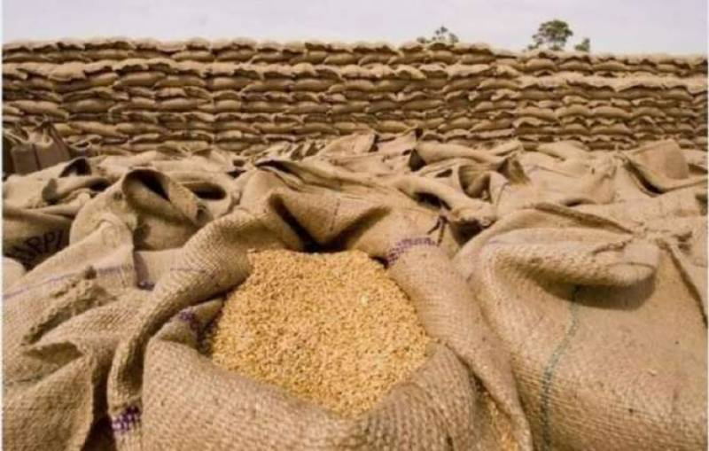 Huge quantity of wheat recovered in Punjab, Sindh