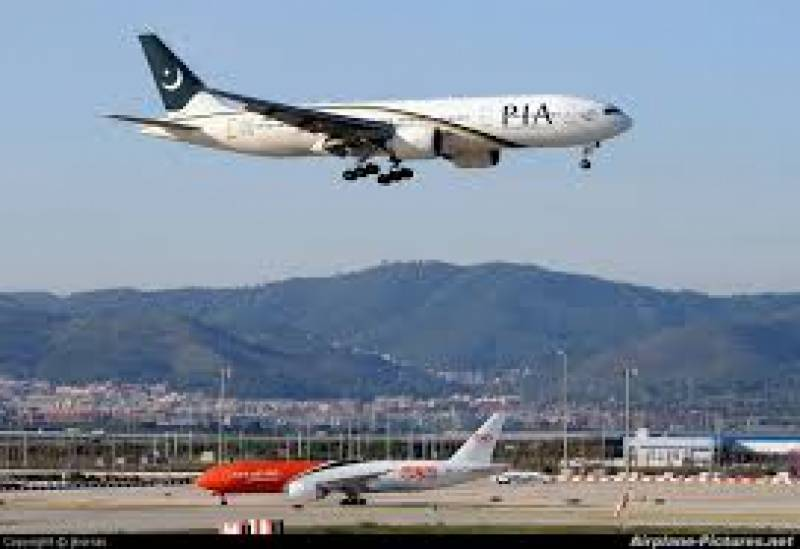 PIA on mission to rescue 380 Pakistanis from Spain