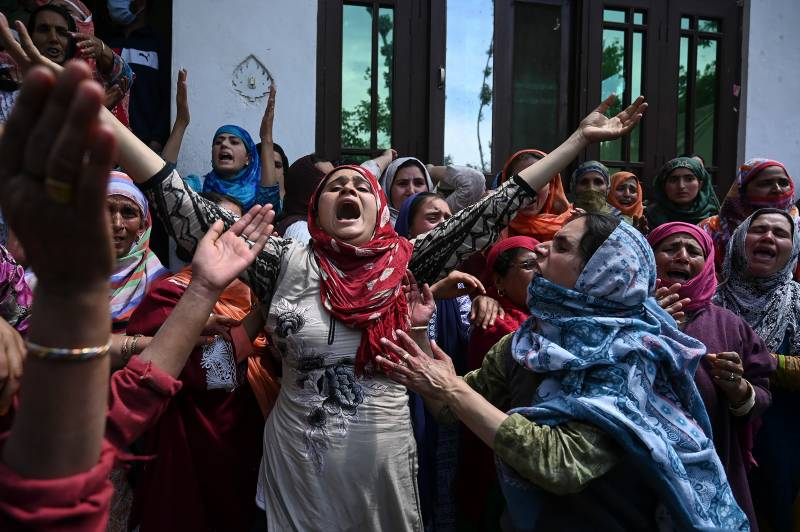 Clashes in Kashmir after Indian troops shoot dead civilian