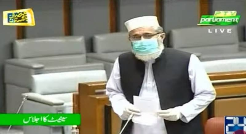 Saloons closed but massage centres remain open in Islamabad amid COVID-19: Siraj
