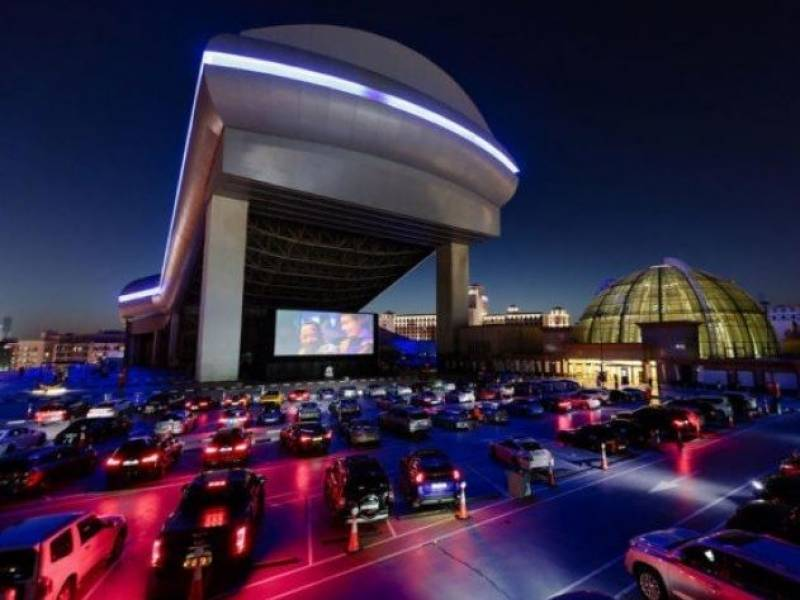 Dubai set to open drive-in cinema at Mall of the Emirates
