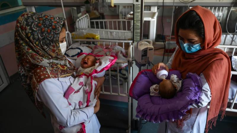 Afghan hospital attackers 'came to kill mothers': MSF