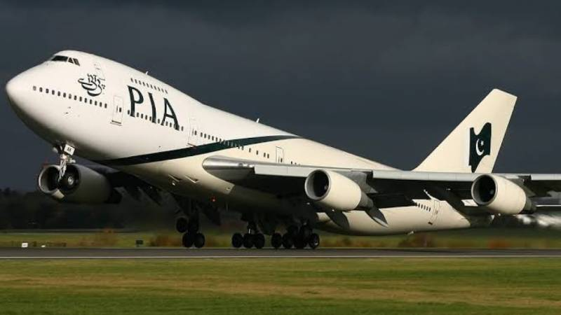 PIA special flight to bring back 250 Pakistanis from Iraq