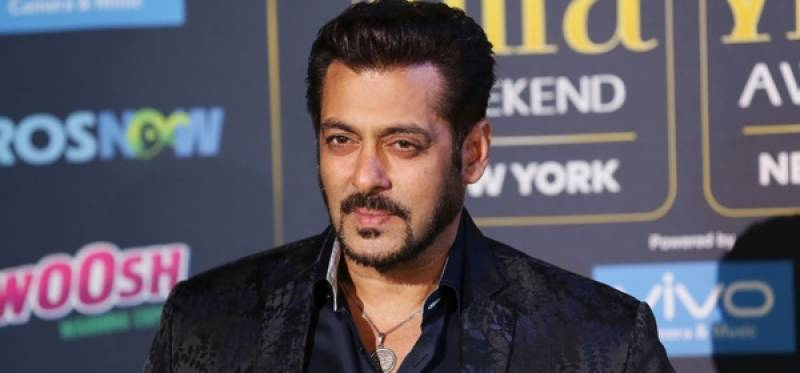 Salman Khan rejects rumours he's casting for films