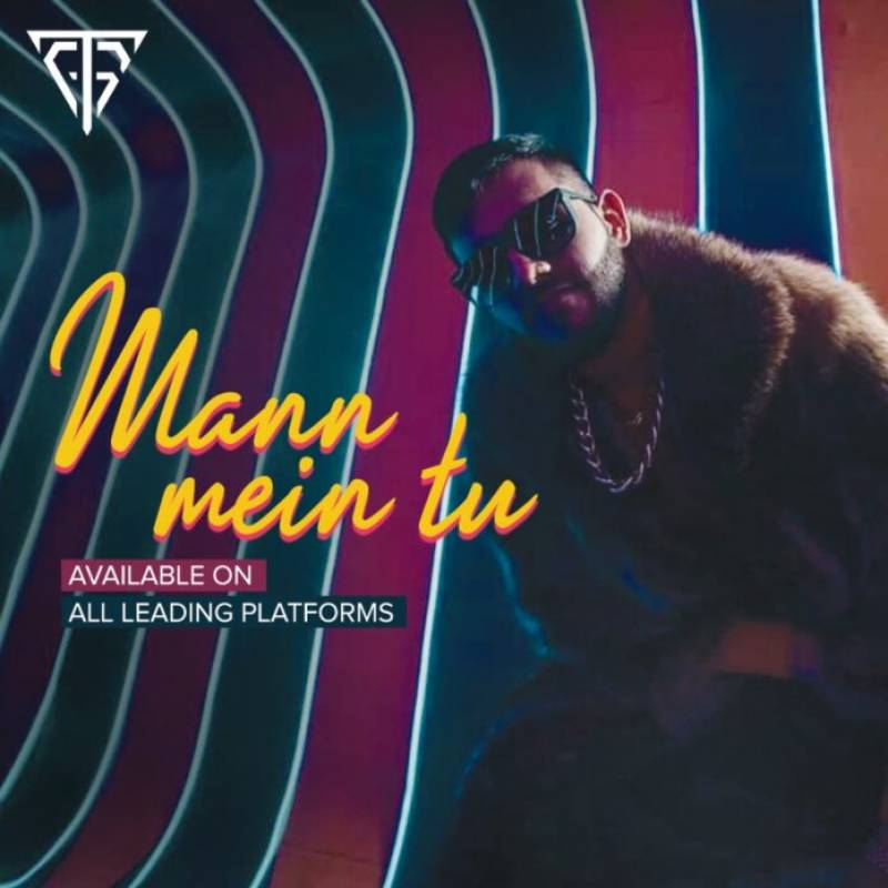 Taha G releases new song 'Mann Mein Tu'
