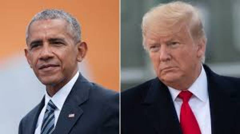 Trump calls on Senate to question Obama in conspiracy theory
