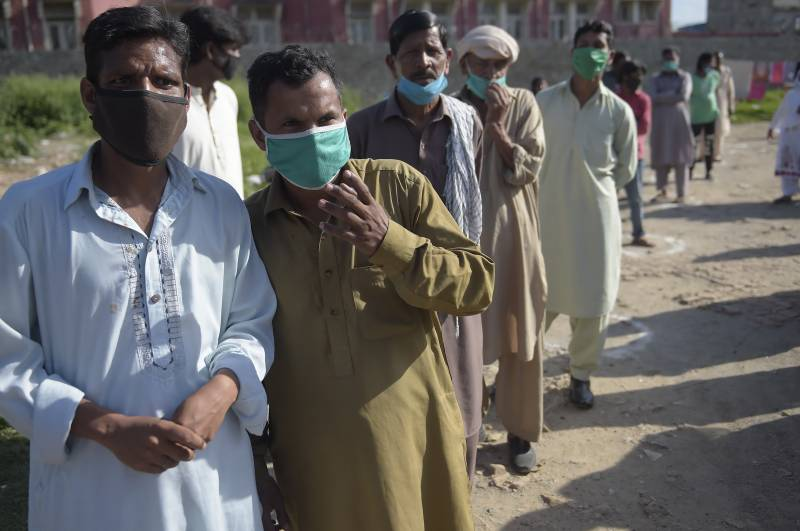 Coronavirus cases top 40,000 in Pakistan; 39 more deaths reported