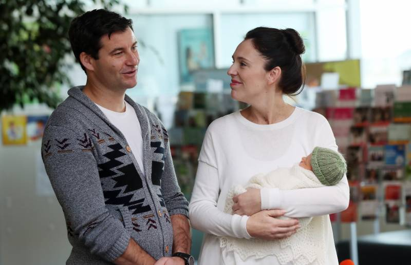New Zealand Prime Minister denied entry into cafe under virus rules