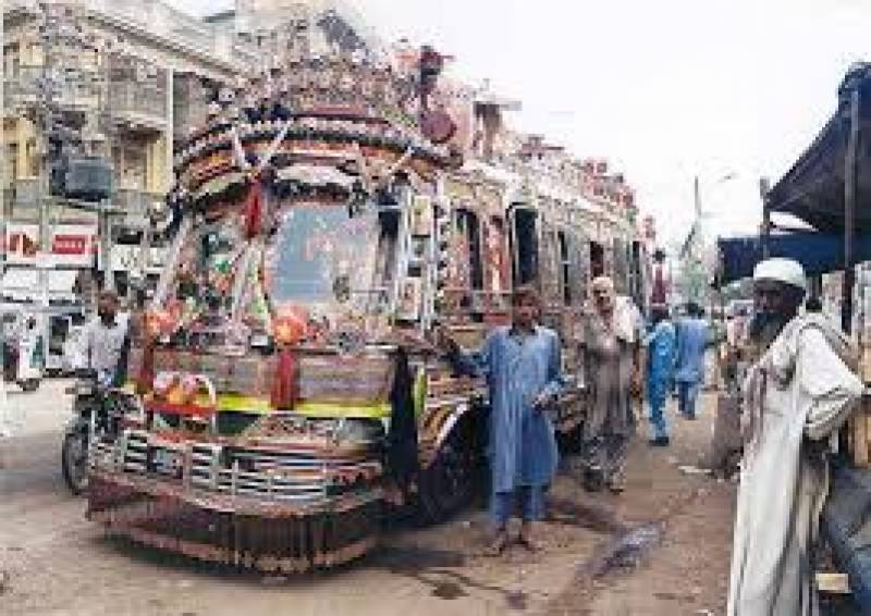 Karachi transporters announce resuming bus service from Monday