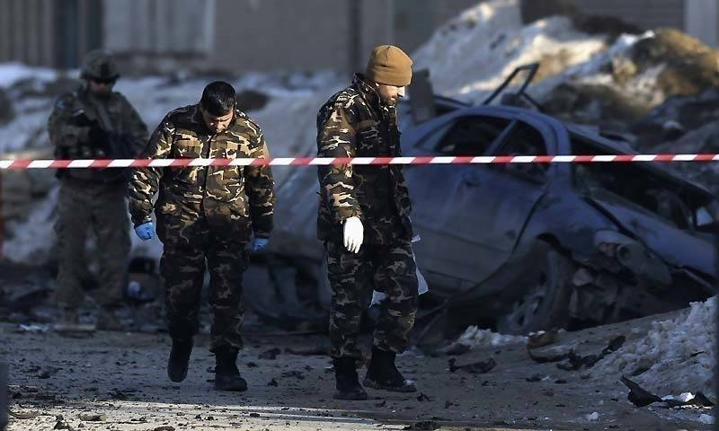 Taliban claims car bomb attack as it pushes for Afghan talks