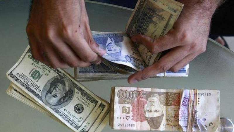 KSE-100 Index down by 137 points, dollar up by 31 paisas