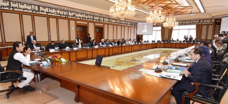 Federal cabinet meets tomorrow