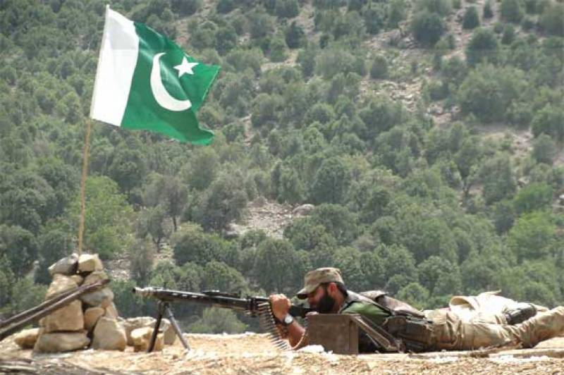Indian Army once again violates ceasefire agreement on Line of Control