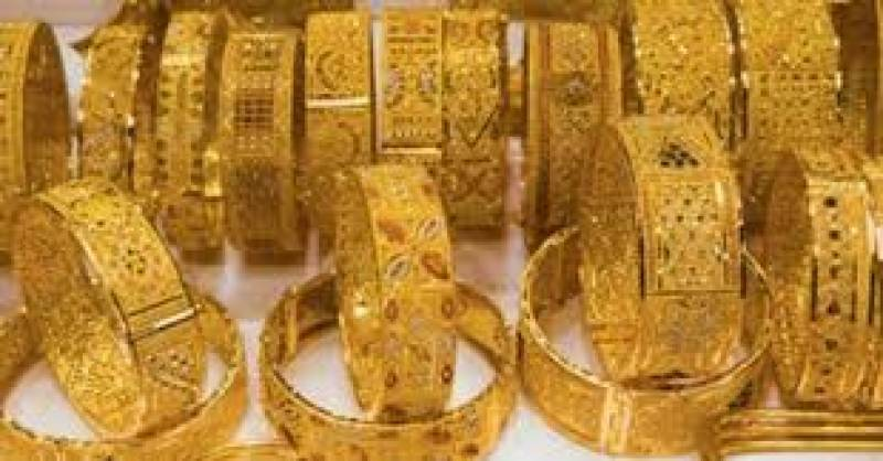 Gold prices increased again in Pakistan