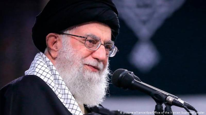 Khamenei says US will be expelled from Iraq, Syria