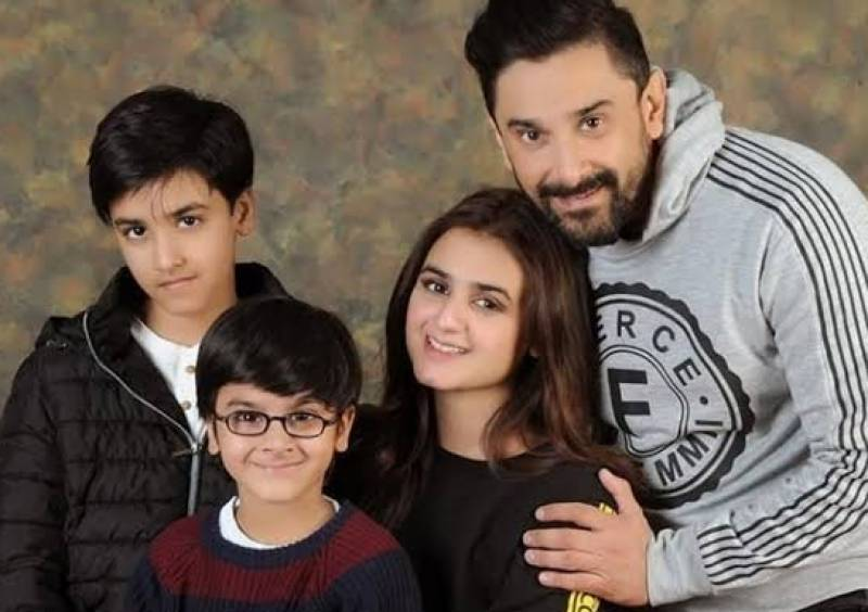 Quarantine best chance to spend time with kids: Hira Mani